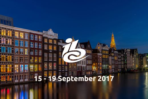 Meet us at IBC 2017