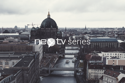 Meet us at NexTV Series Central Europe